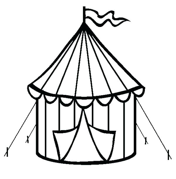 600x611 Groundhog Coloring Pages Carnival Coloring Pages Image Circus