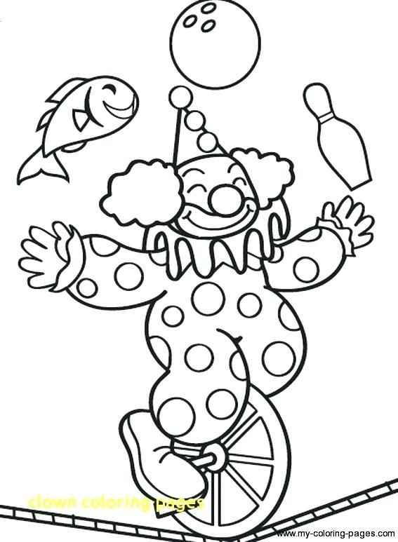567x773 Circus Coloring Pages For Preschool Circus Coloring Page Circus