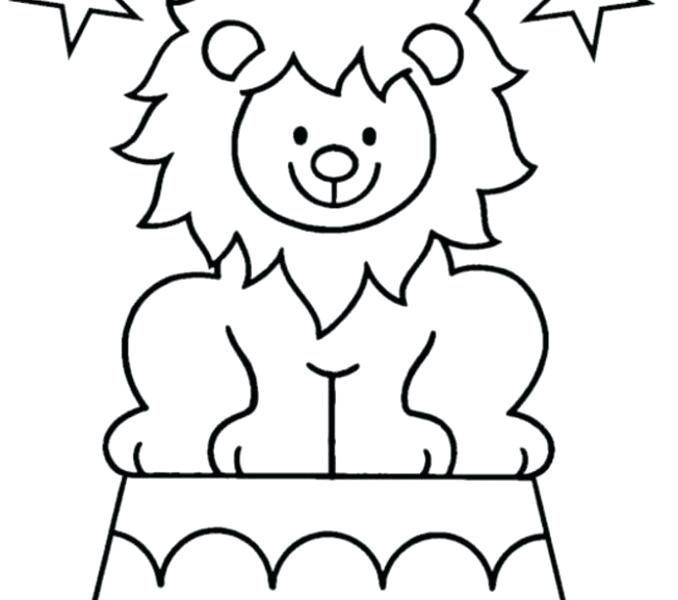 678x600 Circus Coloring Pages Good Circus Coloring Pages Imagine Circus
