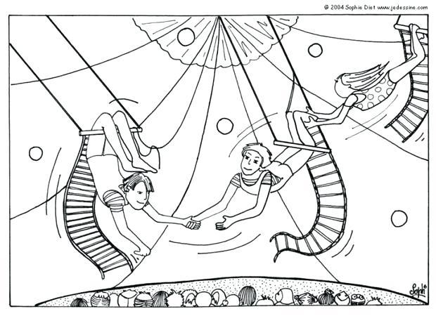 620x450 Circus Coloring Page Circus Coloring Sheets Preschoolers Clown