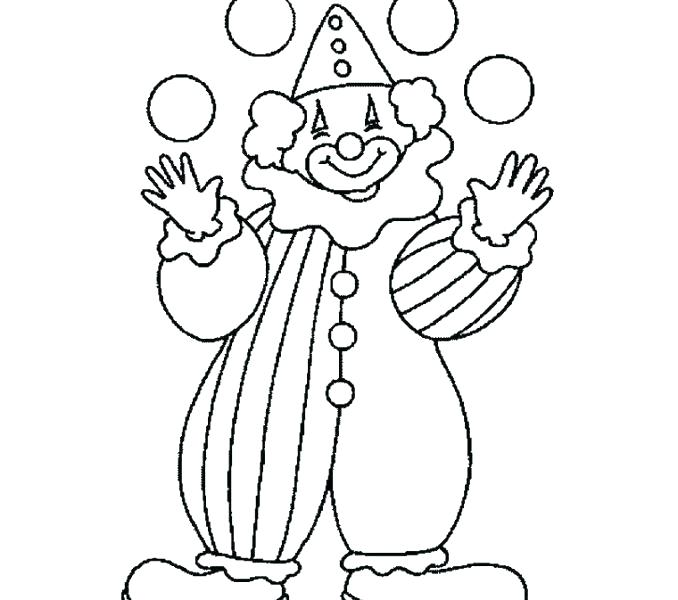 678x600 Circus Coloring Pages Circus Baby Coloring Page