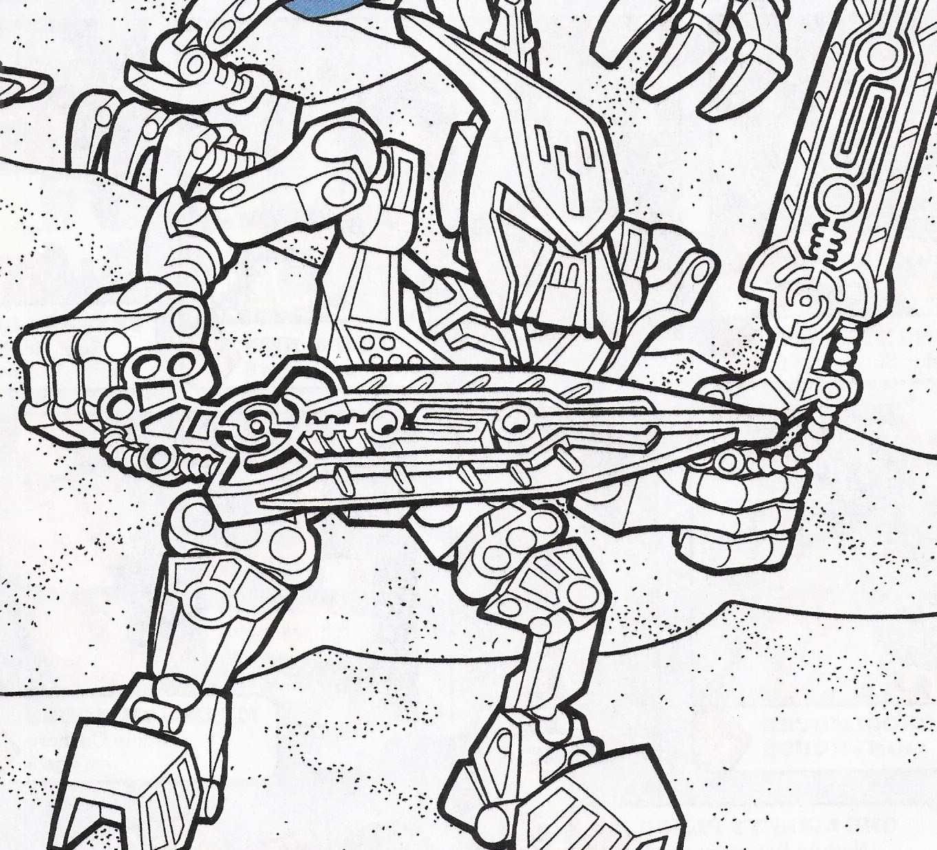 1362x1236 Bionicle Coloring Pages To Download And Print For Free