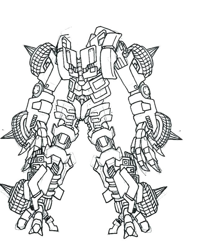 684x800 Bionicle Coloring Pages