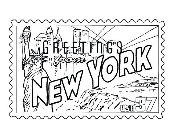 560x458 Empire State Building Colouring Pages New City Coloring Page Stamp