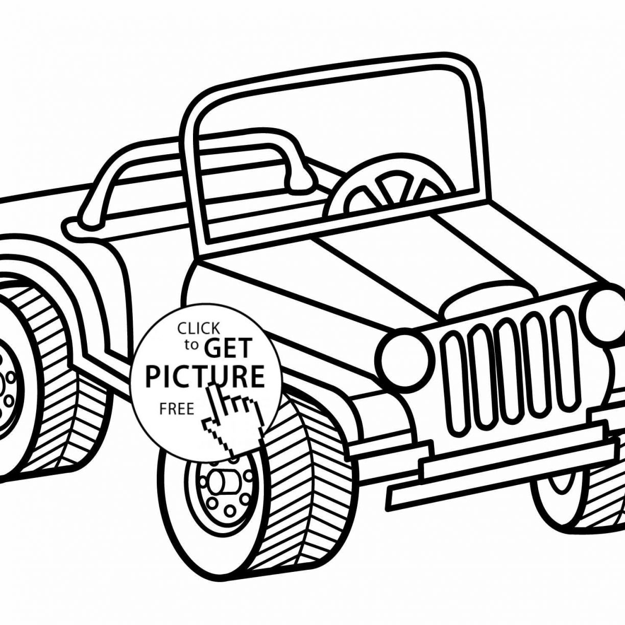1224x1224 Transportation Coloring Pages Sea Bus Public Free General Water