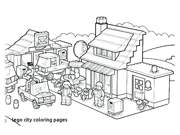 600x450 City Coloring Page City Coloring Pages With City Coloring Pages