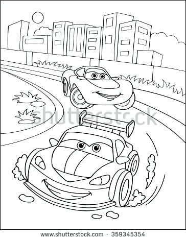 364x470 City Coloring Page City Coloring Page Free Printable New City