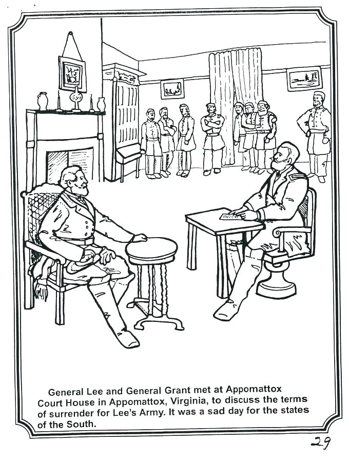 680x900 Civil War Coloring Pages Civil War Coloring Page Little Civil War