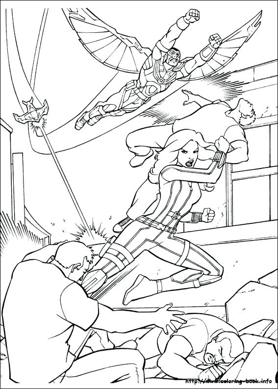 567x794 Civil War Coloring Page Captain Civil War Civil War Coloring Pages