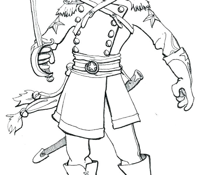 678x600 Civil War Coloring Page War Coloring Pages Civil War Coloring
