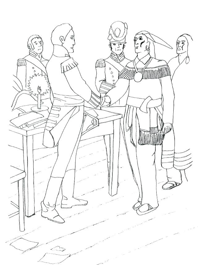 641x856 Civil War Coloring Pages French War Coloring Pages French