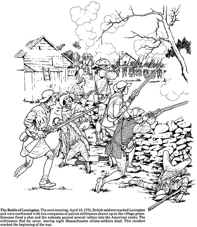 650x750 Civil War Coloring Pages Pdf