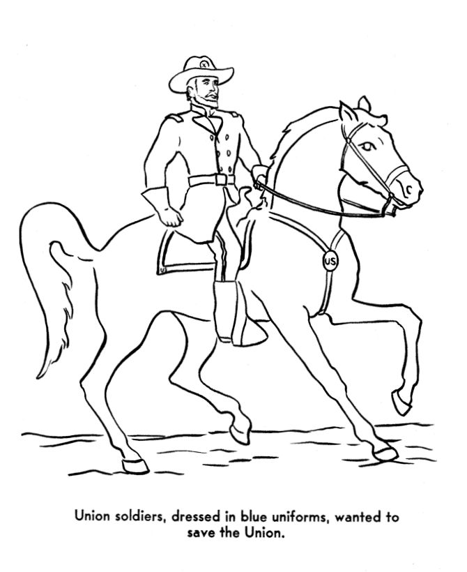 670x820 Incredible Civil War Soldier Coloring Page Almost Inspirational