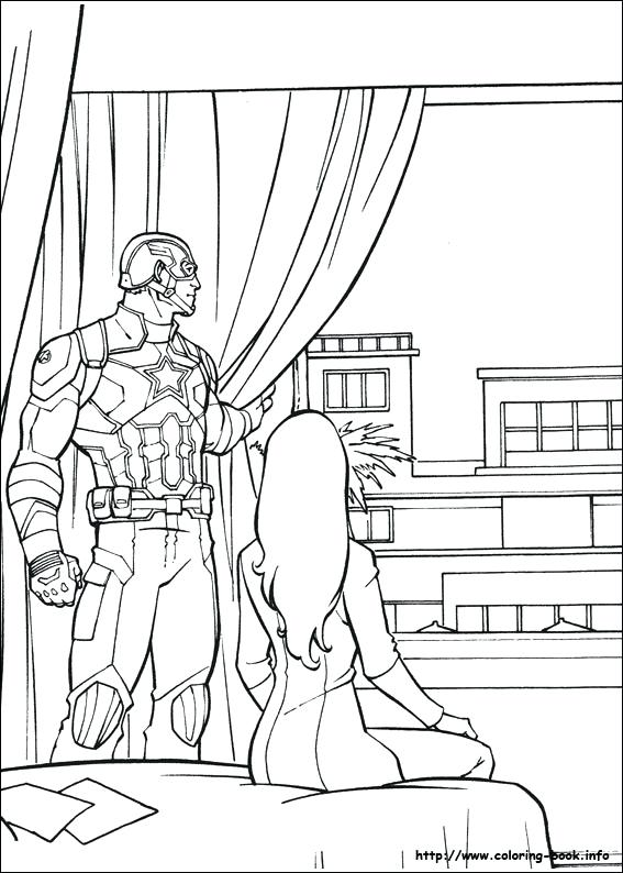 567x794 Excellent Civil War Coloring Page Usedauto Club