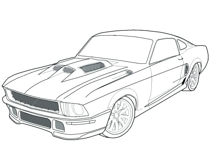 728x546 Classic Car Coloring Pages Medium Size Of Old Classic Car Coloring