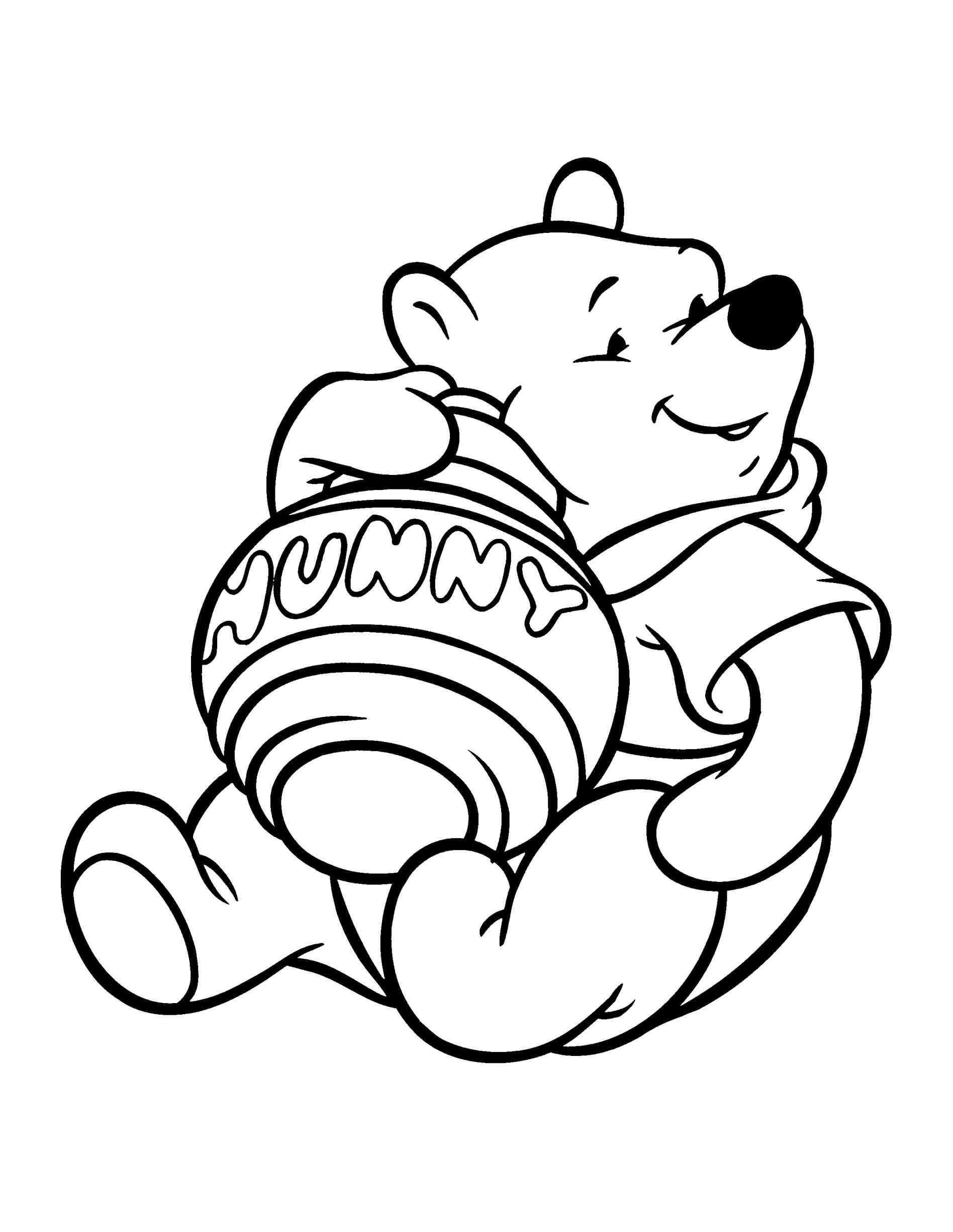 1896x2449 The Images Collection Of Characters Pencil Coloring Pages Classic