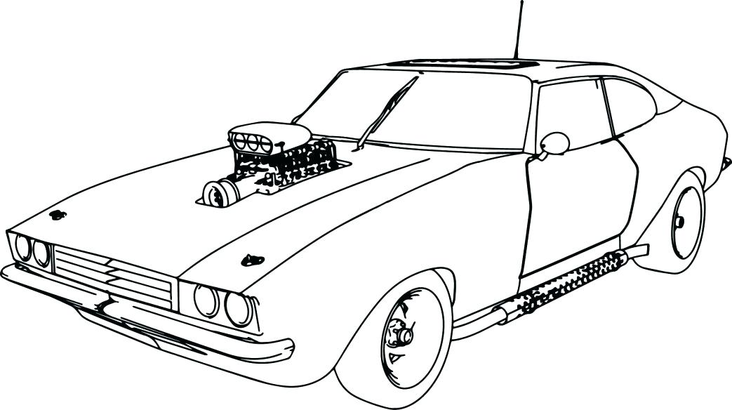 1043x584 Lovely Muscle Car Coloring Pages Or Modified Cars Coloring Pages