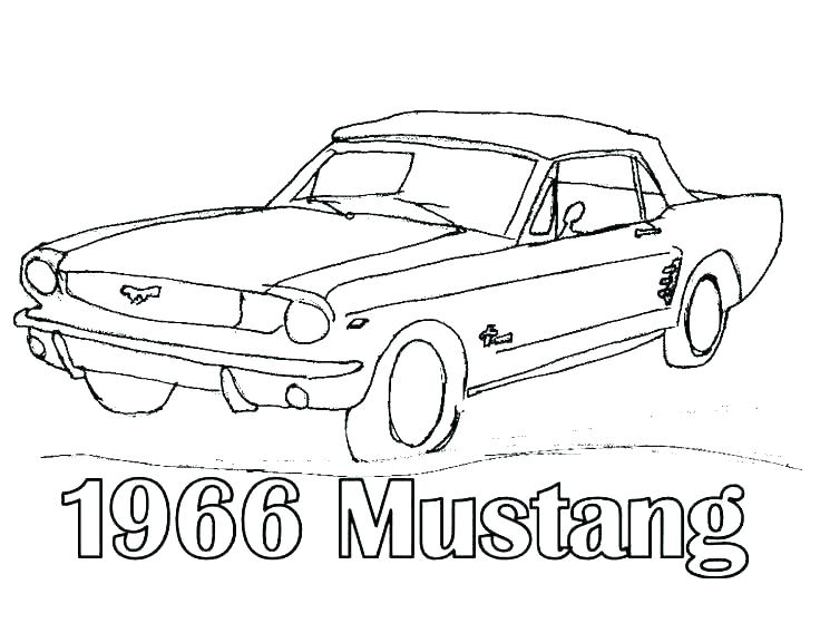 736x568 Mustang Coloring Pages Mustang Coloring Pages Mustang Car Coloring