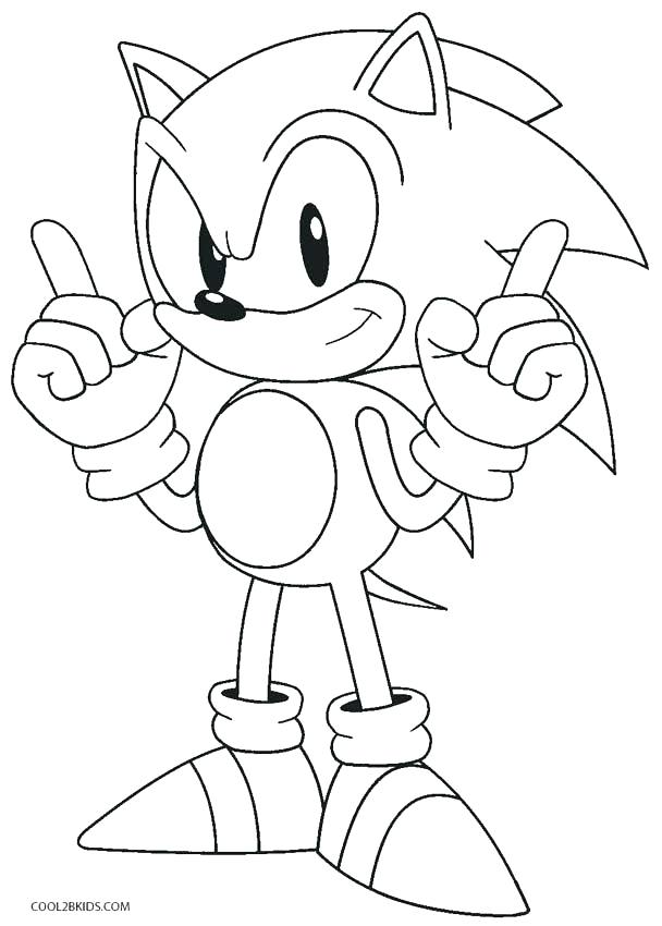608x850 Sonic Unleashed Coloring Pages Sonic Color Pages Coloring Pages
