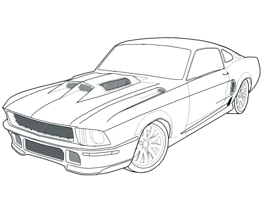 878x659 Classic Car Coloring Pages As Stunning Old Car Colouring Pages
