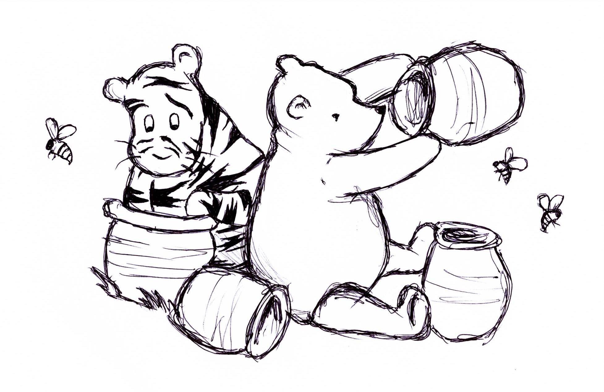 1954x1270 Pooh Bear Pooh Bear