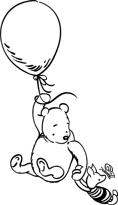 862x1500 Classic Pooh