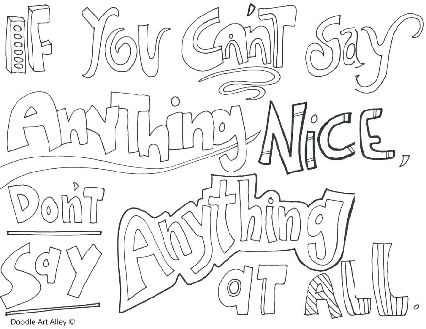 878x679 Classroom Rules Coloring Pages Leversetdujourinfo No Bullying
