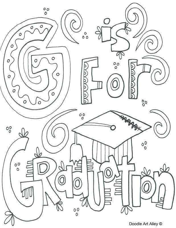 618x800 Innovative Graduation Coloring Pages And Printables Classroom