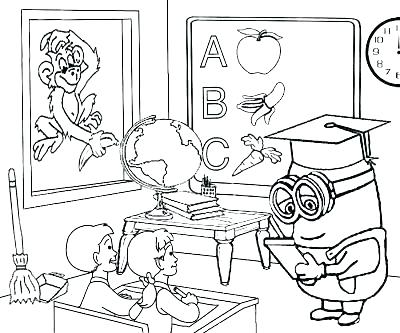 400x333 Months Of The Year Coloring Pages Inspirational Classroom Rules