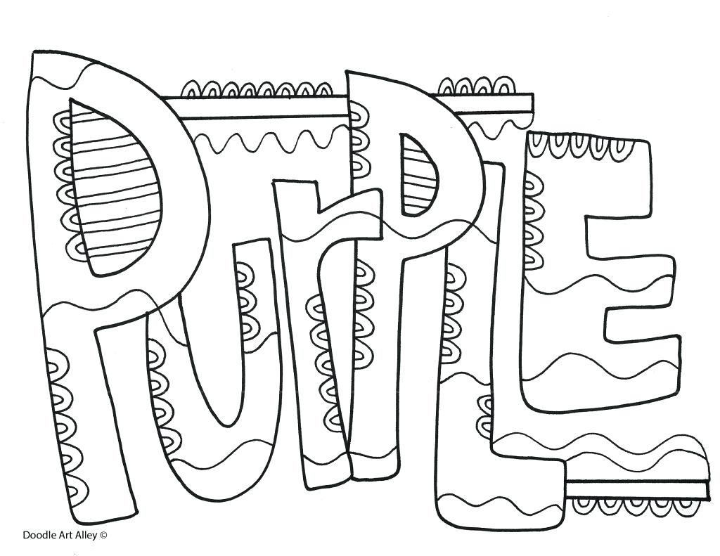 1024x791 Classroom Rules Coloring Pages Kids Picture Purple Page Arilitv