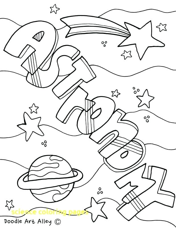618x800 Classroom Coloring Page Science Coloring Pages With Science