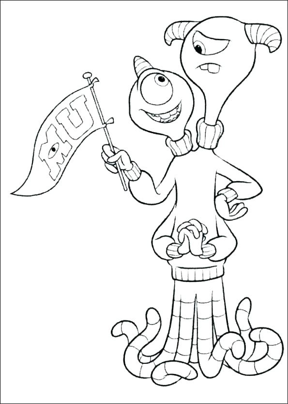 Clawdeen Coloring Pages