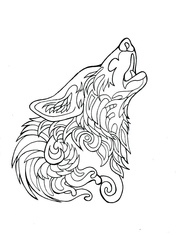 Clawdeen Wolf Coloring Pages At Getdrawings Com Free For Personal