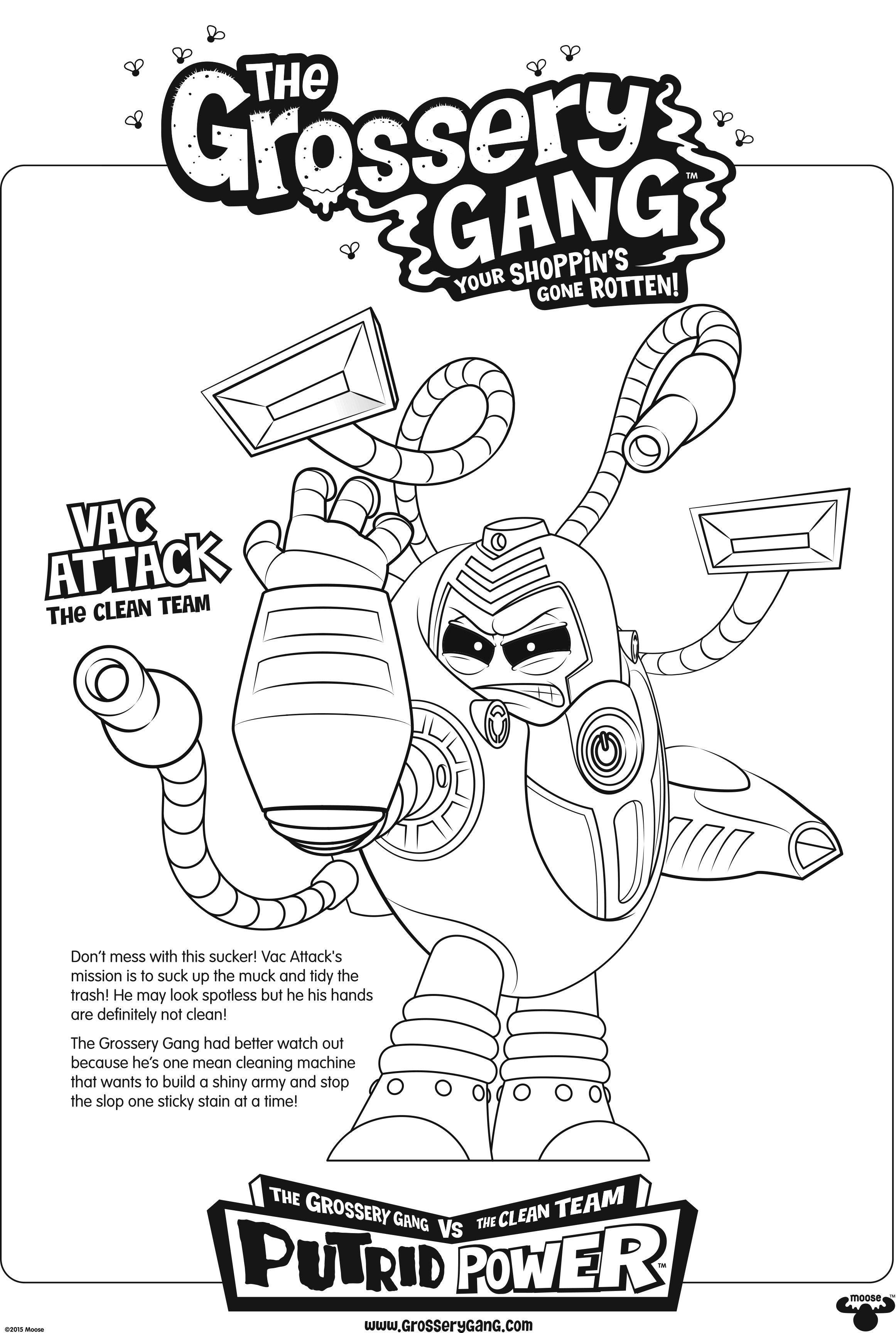 2323x3456 Wanted Grossery Gang Coloring Pages Awesome Th