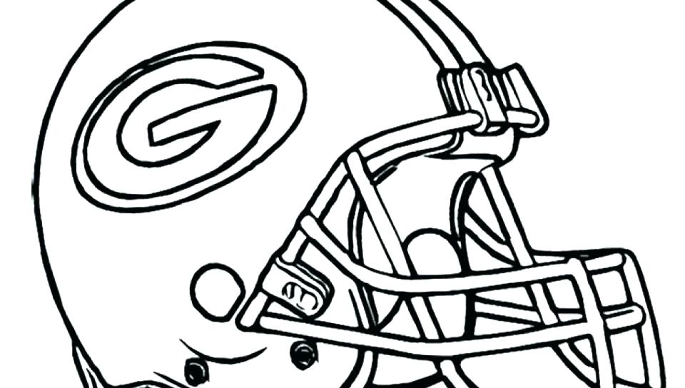 960x544 Football Helmet Coloring Pages Football Helmets To Color Football