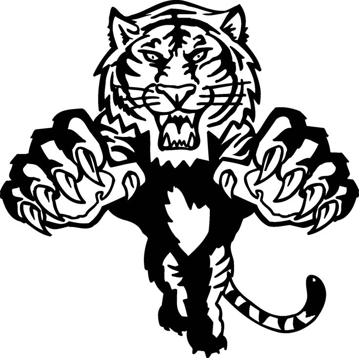 736x735 Best Tiger Logos Images On Tigers, Big Cats