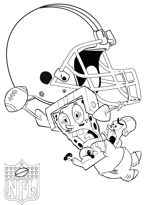 595x829 Cleveland Browns Coloring Pages Browns Coloring Pages Fascinating