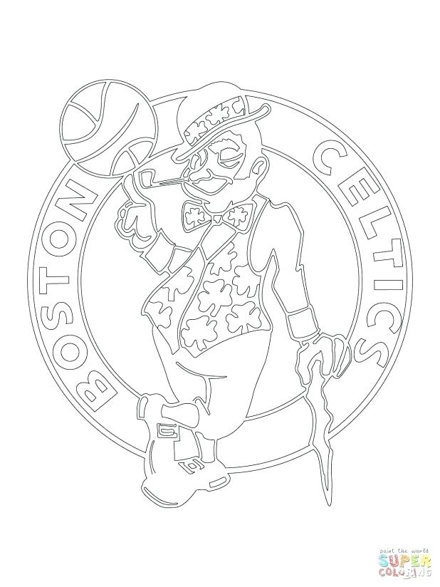 618x824 Nba Logos Coloring Pages Click The Logo Coloring Pages Outstanding