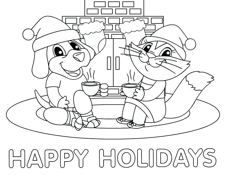 792x612 Cleveland Show Coloring Pages