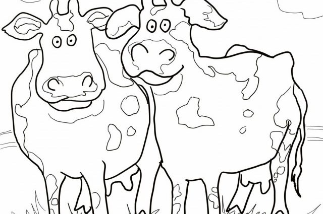 640x425 Click Clack Moo Coloring Pages Click Clack Moo Coloring Online