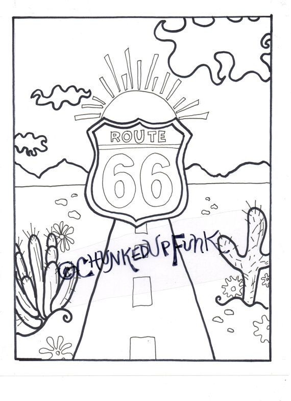 570x784 Best Arizona Coloring Pages Images On Arizona