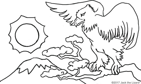 450x270 Animal Coloring Pages