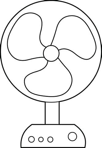332x480 Clip Art Coloring Pages Fan Coloring Pages Fan Coloring Page