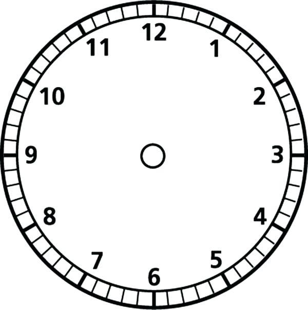 600x602 Clock Coloring Page Alarm Clock Cartoon Cuckoo Clock Colouring