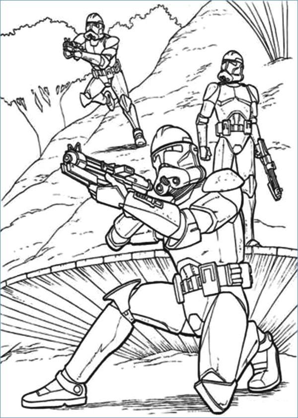 Clone Wars Coloring Pages Printable At Getdrawings Free Download