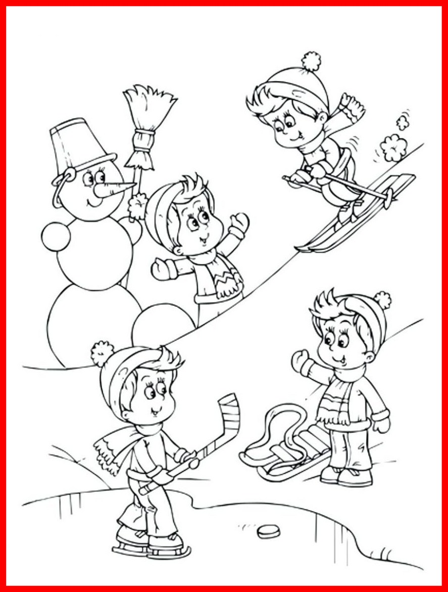 Clothing Coloring Pages Printables