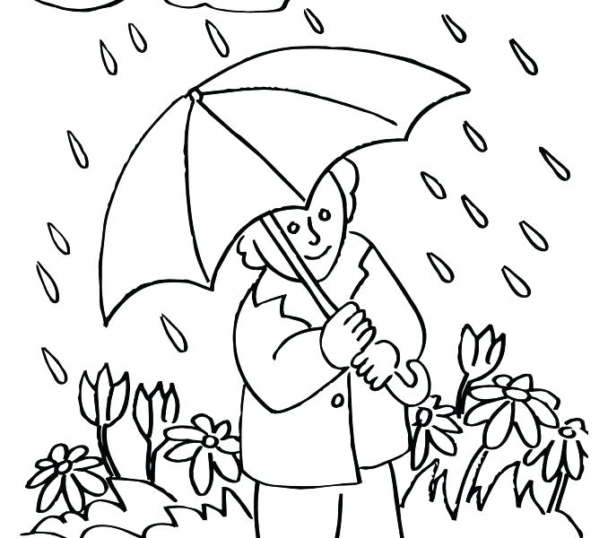 678x600 Rainy Day Coloring Page Image Of Cold Day Colouring Page Disney