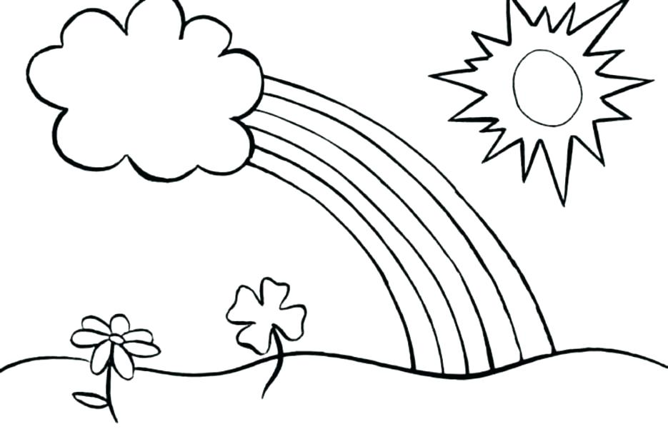 935x615 Rainy Day Coloring Page Rainy Day Coloring Sheets Astonishing