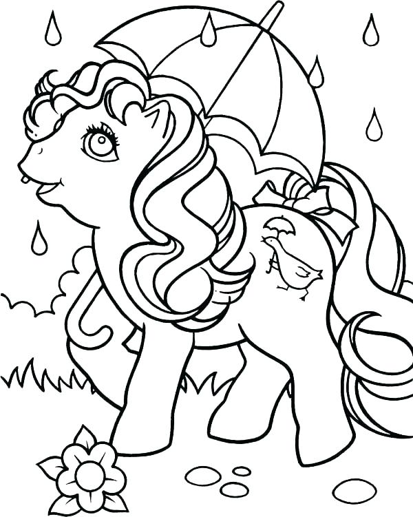 600x751 Coloring Rainy Day Coloring Pages