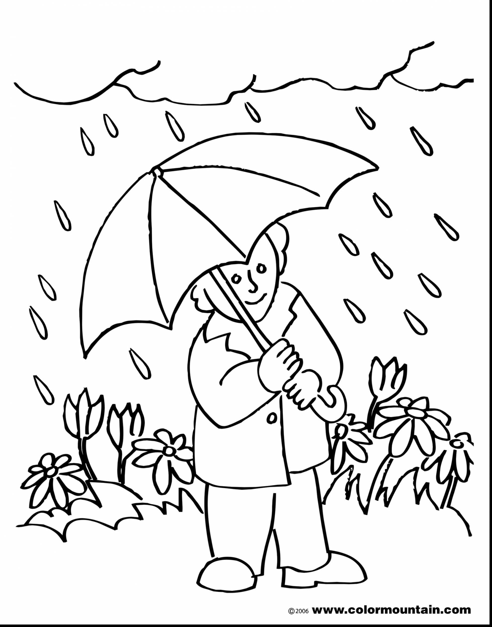1980x2523 Happy Rainy Day Coloring Page Pages For Gardening Copy Ebcs
